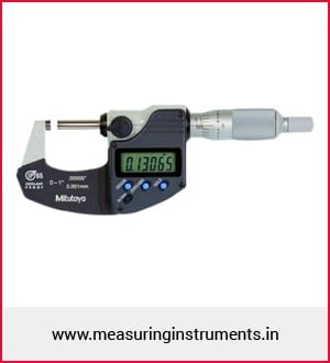 dimensional measuring in struments