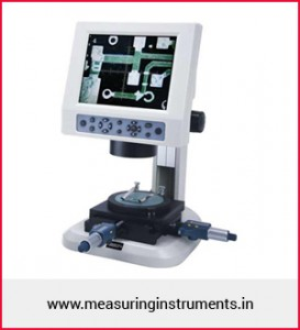 lcd measuring microscope