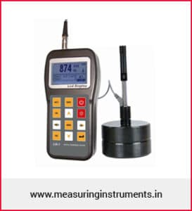 portable hardness testers
