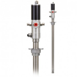AIR OPERATED STAINLESS STEEL 3-1 PUMP