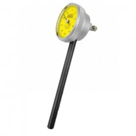 BACK PLUNGER DIAL GAUGES 0.01 MM