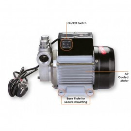 CONTINUOUS DUTY ELECTRIC FUEL PUMP