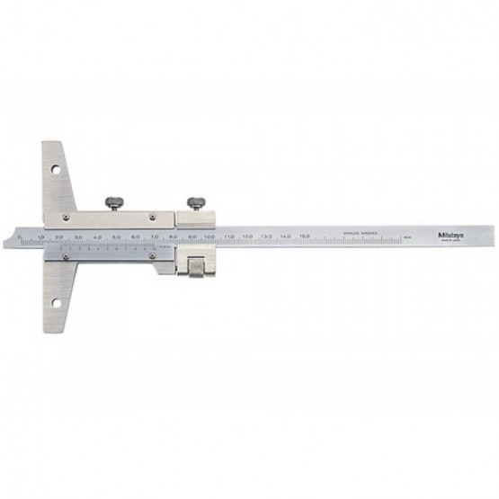DEPTH VERNIER CALIPER WITH FINE