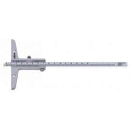 DEPTH VERNIER CALIPER WITHOUT FINE