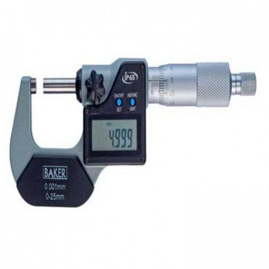 DIGIMATIC MICROMETER 0.001 MM – 0.00005 INCH