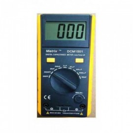 DIGITAL CAPACITANCE METER, DCM 1501