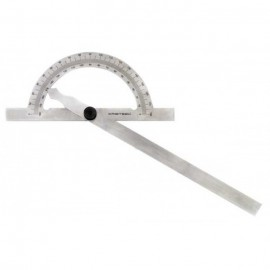 HEAVY DUTY DEGREE PROTRACTOR GAUGE