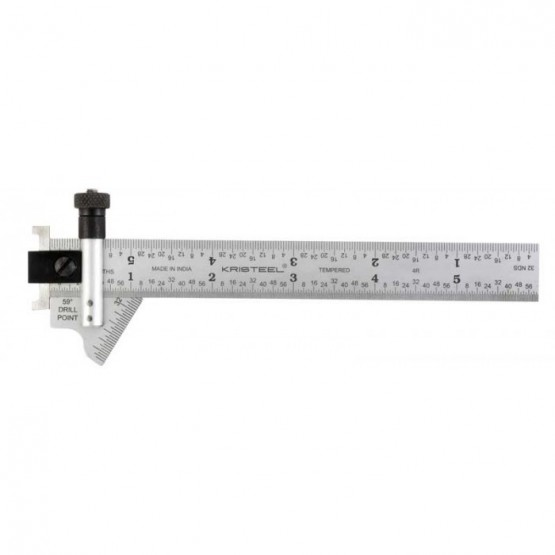 HOOK RULE CUM DRILL POINT GAUGE ASSEMBLY
