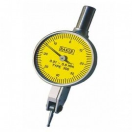 LEVER TYPE DIAL GAUGE MODEL-38 0.01 MM (WITH ACCESSORY)