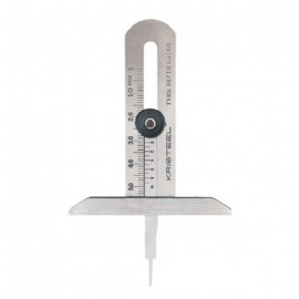 TYRE DEPTH GAUGE 0.1 MM