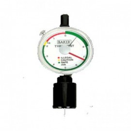 TYRE THREAD DEPTH GAUGE 0.1 MM
