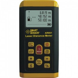 ULTRA SONIC – LASER DISTANCE METER