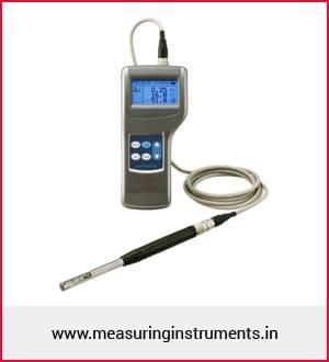anemometer supplier