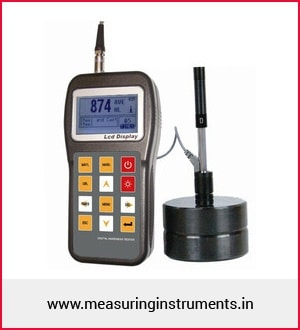 hardness testers supplier, exporter in India