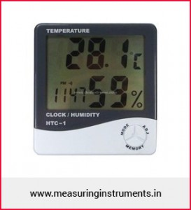 humidity meters supplier