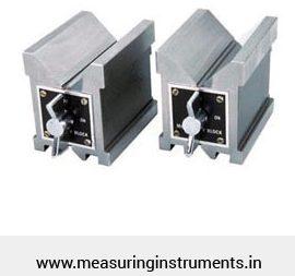 Magnetic V Block Supplier, exporter Gujarat