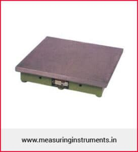 surface plates supplier