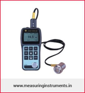 ultrasonic thickness gauge supplier