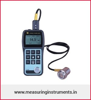 ultrasonic thickness gauge supplier