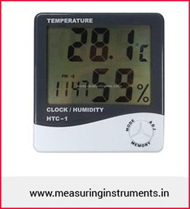 humidity meter supplier in Puna , India